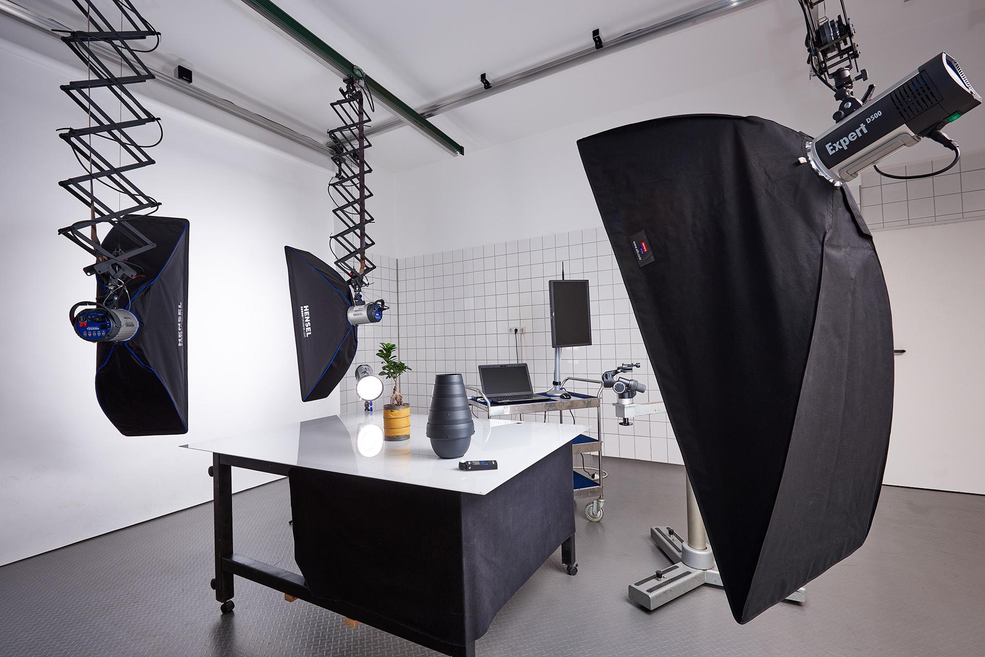 Studio 2 in einem typischen Freemask Setup
